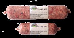 DAILYMEAT GANS MIX (RUND-GANS 30% LAM) 1000 GR